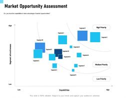 Market Opportunity Assessment Priority Ppt Powerpoint Presentation File Slides