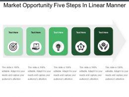 market_opportunity_five_steps_in_linear_manner_Slide01