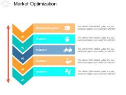 Market Optimization Ppt Powerpoint Presentation Layouts Layouts Cpb