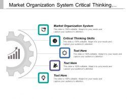 Market Organization System Critical Thinking Skills Life Skills