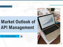 Market Outlook Of API Management Powerpoint Presentation Slides