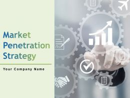 Market Penetration Strategy Powerpoint Presentation Slides