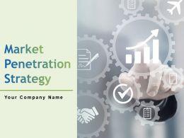 Market Penetration Strategy Powerpoint Presentation Slides