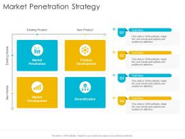 Market Penetration Strategy Startup Company Strategy Ppt Powerpoint Model Files