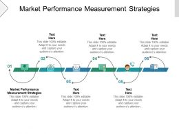 Market Performance Measurement Strategies Ppt Powerpoint Presentation Icon Deck Cpb