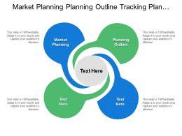 Market Planning Planning Outline Tracking Plan Online Useful