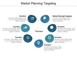Market Planning Targeting Ppt Powerpoint Presentation Portfolio Skills Cpb