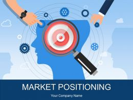 Market Positioning Powerpoint Presentation Slides