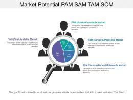 Market Potential Pam Sam Tam Som