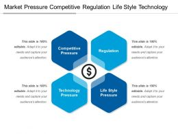 Market Pressure Competitive Regulation Life Style Technology