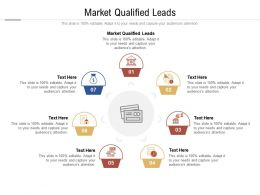 Market Qualified Leads Ppt Powerpoint Presentation Pictures Design Inspiration Cpb
