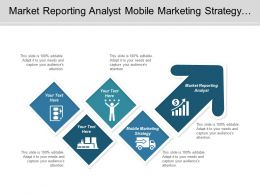 Market Reporting Analyst Mobile Marketing Strategy Strategy Marketing Cpb