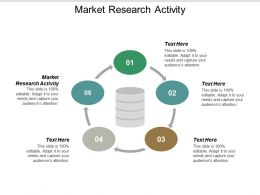 Market Research Activity Ppt Powerpoint Presentation Summary Templates Cpb