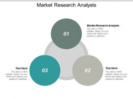 Market Research Analysts Ppt Powerpoint Presentation Gallery Background Images Cpb