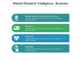 Market Research Intelligence Business Ppt Powerpoint Presentation Icon Clipart Images Cpb