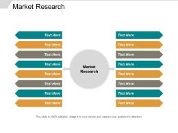 Market Research Ppt Powerpoint Presentation Gallery Slideshow Cpb