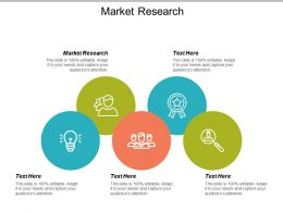 Market Research Ppt Powerpoint Presentation Icon Cpb