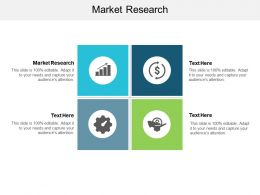 Market Research Ppt Powerpoint Presentation Ideas Introduction Cpb