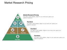 Market Research Pricing Ppt Powerpoint Presentation Inspiration Aids Cpb
