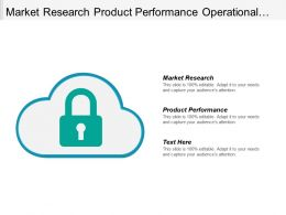 Market Research Product Performance Operational Metrics Business Case