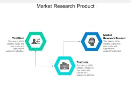 Market Research Product Ppt Powerpoint Presentation Outline Graphics Cpb