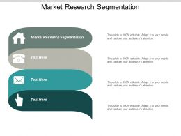 Market Research Segmentation Ppt Powerpoint Presentation Gallery Example Cpb