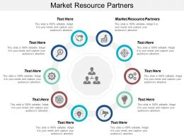 Market Resource Partners Ppt Powerpoint Presentation Ideas Background Image Cpb