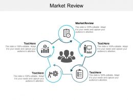 Market Review Ppt Powerpoint Presentation Gallery Files Cpb