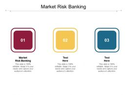 Market Risk Banking Ppt Powerpoint Presentation Infographics Smartart Cpb