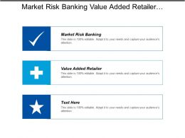 Market Risk Banking Value Added Retailer Quantifiable Risk Cpb