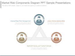 Market Risk Components Diagram Ppt Sample Presentations