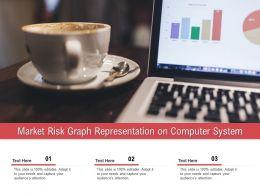 Market Risk Graph Representation On Computer System
