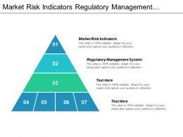 Market Risk Indicators Regulatory Management System Reality Services Corporation Cpb