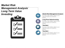 Market Risk Management Analysis Long Term Value Investing Cpb
