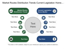Market Routes Distribution Trends Current Legislation Home Market