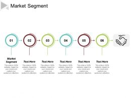 Market Segment Ppt Powerpoint Presentation Infographic Template Inspiration Cpb