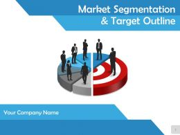 Market Segmentation And Targeting PowerPoint Presentation With Slides