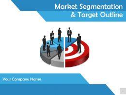 Market Segmentation And Targeting PowerPoint Presentation With Slides