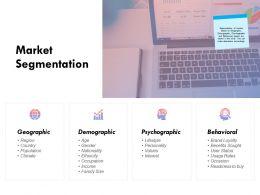 Market Segmentation Balanced Management Ppt Powerpoint Presentation Icon Picture