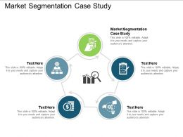 Market Segmentation Case Study Ppt Powerpoint Presentation Pictures Format Ideas Cpb