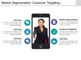 Market Segmentation Customer Targeting Performance Management Relationship Strategy