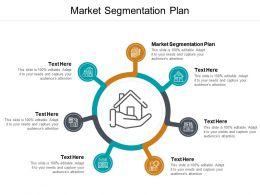 Market Segmentation Plan Ppt Powerpoint Presentation Portfolio Gallery Cpb