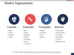Market Segmentation Ppt Show Slide Download