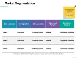 Market Segmentation Slide2 Ppt Professional Graphic Images