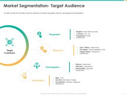 Market Segmentation Target Audience Psychographic Ppt Powerpoint Microsoft