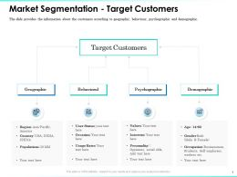 Market Segmentation Target Customers Psychographic Ppt Example 2015