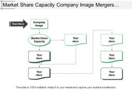 Market Share Capacity Company Image Mergers Acquisition Finances