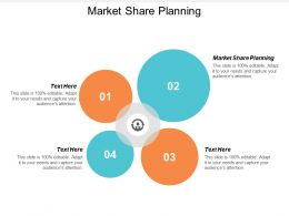 Market Share Planning Ppt Powerpoint Presentation Outline Example Cpb