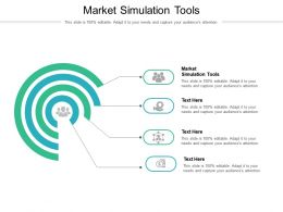 Market Simulation Tools Ppt Powerpoint Presentation Slides Sample Cpb