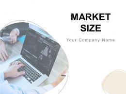 Market Size Powerpoint Presentation Slides